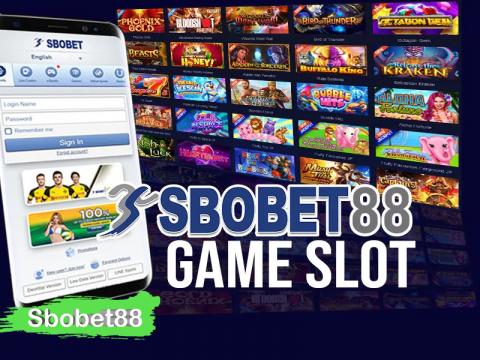 sbobet88 asia game slot